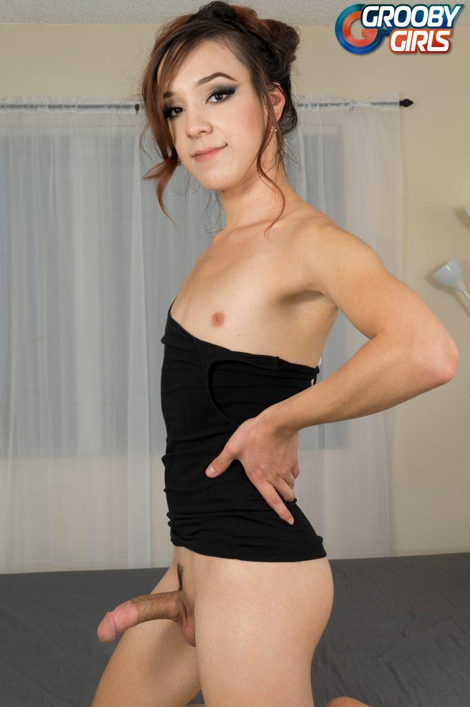 shot transsexual Cum